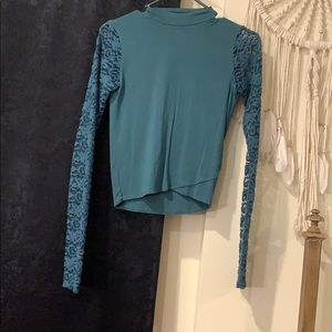 🌿 3 for $25 Long sleeve lace top 🌿